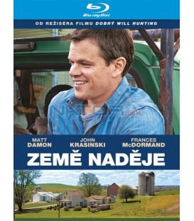 Země naděje (Promised Land) - Blu-ray