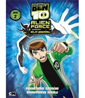Ben 10: ALIEN FORCE – 3. DVD – SLIM BOX DVD
