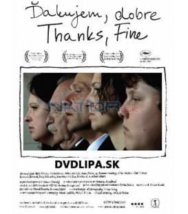 Ďakujem, dobre DVD