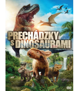 Putování s dinosaury (Walking with Dinosaurs) DVD