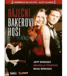Báječní Bakerovi hoši (Fabulous Baker Boys, The) DVD