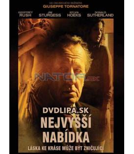 Nejvyšší nabídka (The Best Offer) DVD
