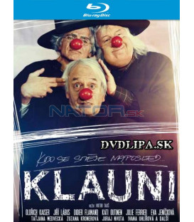 Klauni - Blu-ray
