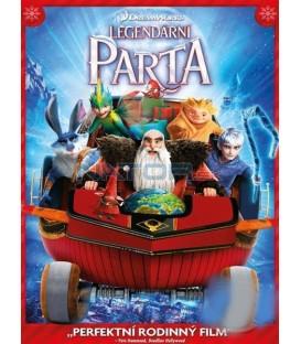 Legendární parta Vánoční edice (Rise of the Guardians) DVD
