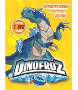 DINOFROZ – 1. DVD – SLIM BOX DVD