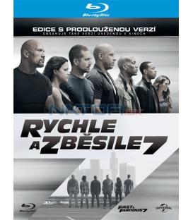 Rýchlo a zbesilo 7 - 2014 (Fast & Furious 7) - Blu-ray