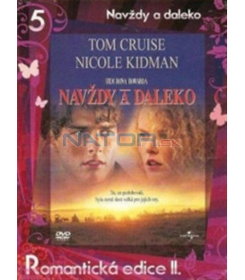 Navždy a daleko (Far and Away) DVD