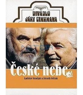CIMRMAN: ČESKÉ NEBE - DVD