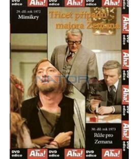 Třicet případů majora Zemana 29, 30 DVD