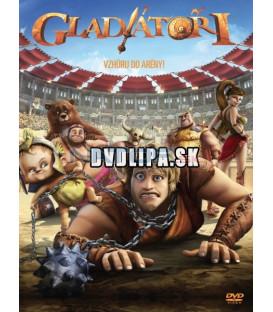 Gladiátoři (Gladiatori di Roma) animovaný 2013 DVD