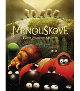 Mrňouskové : Udolí ztracených mravenců (Minuscule - La vallée des fourmis perdues) (film, 2013) DVD