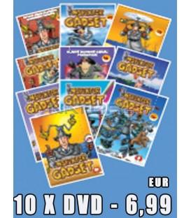 Inspektor Gadget DVD Komplet seriálu