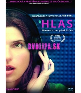 Hlas (In a World...) DVD