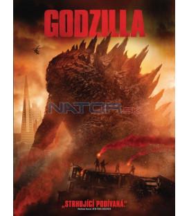 Godzilla 2014 (Godzilla 2014) DVD