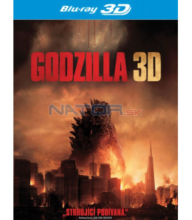Godzilla 2014 (Godzilla 2014) - Blu-ray 3D + 2D
