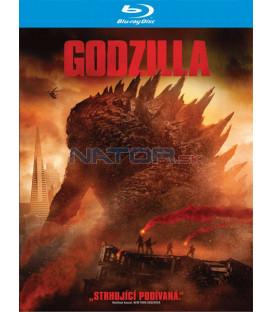 Godzilla 2014 (Godzilla 2014) - Blu-ray