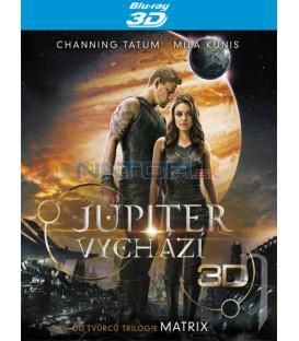 Jupiter vychází (Jupiter Ascending) - Blu-ray 3D + 2D
