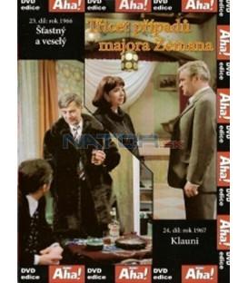 Třicet případů majora Zemana 23, 24 DVD