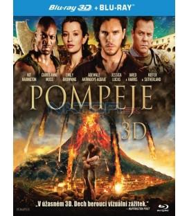 Pompeje (Pompeii) - Blu-ray 3D + 2D