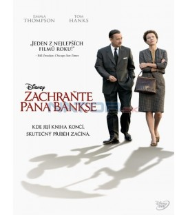 Zachráňte pána Banksa ( Saving Mr. Banks) DVD