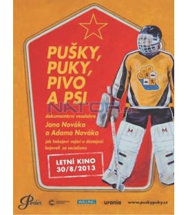 PUŠKY, PUKY, PIVO A PSI DVD