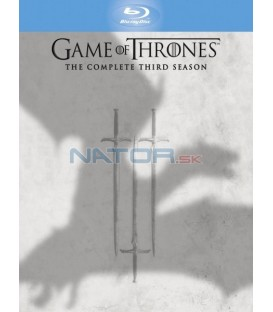 Hra o trůny - 3. SÉRIE - (Game of Thrones) Blu-ray (5 BD)