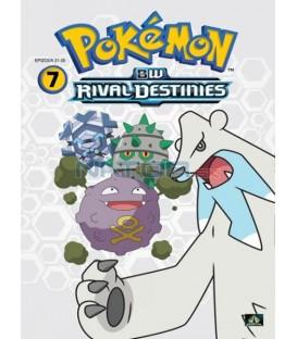 Pokémon: B&W Rival Destinies 31.-35. díl (DVD 7)