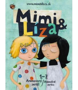 Mimi a Líza SK dabing DVD