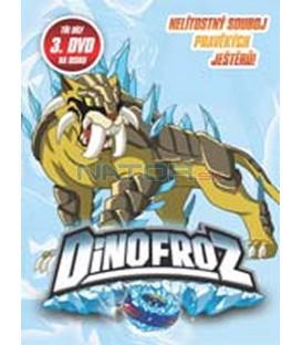 DINOFROZ – 3. DVD – SLIM BOX DVD