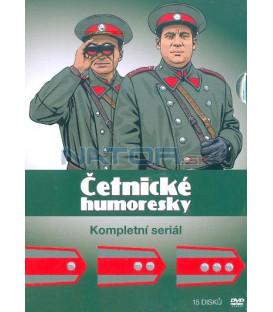 Kolekce: Četnické humoresky 1 - 3 15 DVD
