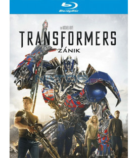 Transformers 4: Zánik (Transformers: Age of Extinction) -2X Blu-ray 2D+bonus BD