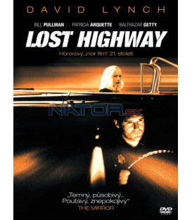 Lost Highway DVD