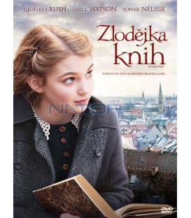 Zlodějka Knih (Die Bücherdiebin / The Book Thief ) 2013 DVD