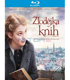 Zlodějka Knih (Die Bücherdiebin / The Book Thief ) 2013 - Blu-ray