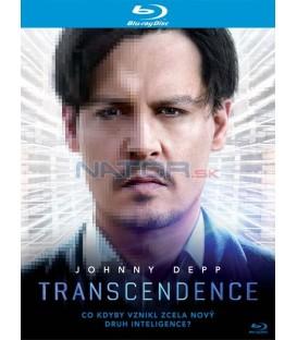 Transcendence 2014 - Blu-ray