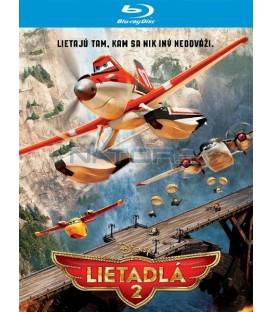 Lietadlá 2 HASIČI a ZÁCHRANÁRI - Blu-ray (Planes 2 Fire and Rescue) - Blu-ray