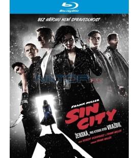Sin City: Ženská, pro kterou bych vraždil (Sin City: A Dame to Kill For) - 3D+2D Blu-ray