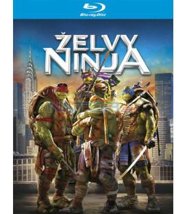 Želvy Ninja 2014 (Teenage Mutant Ninja Turtles) - Blu-ray
