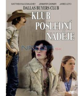 Klub poslední naděje (Dallas Buyers Club) DVD