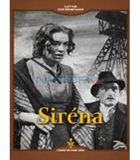 Siréna DVD