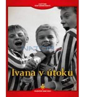 Ivana v útoku DVD