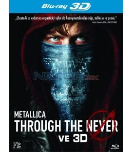METALLICA: THROUGH THE NEVER - Blu-ray 3D + 2D