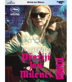 Přežijí jen milenci (Only Lovers Left Alive) DVD