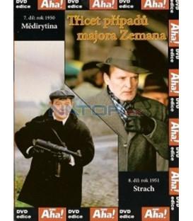 Třicet případů majora Zemana 7, 8 DVD