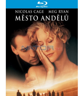 Město andělů (City of Angels) - Blu-ray