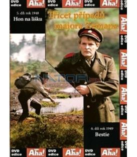 Třicet případů majora Zemana 5, 6 DVD