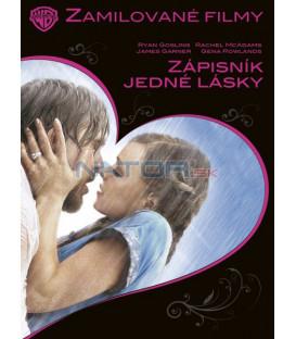 Zápisník jedné lásky (The Notebook) DVD - Edice zamilované filmy