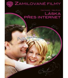 Láska přes internet (Youve Got Mail) DVD (dab.) - Edice zamilované filmy