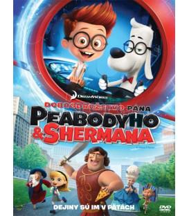 Dobrodružstvo pána Peabodyho a Shermana (Mr. Peabody & Sherman) DVD