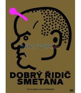 Dobrý řidič Smetana DVD